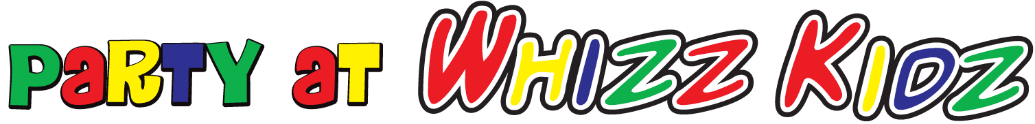 Party At Whizz Kidz Logo